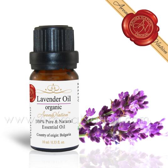 Organic Lavender Organic Lavender Oil With